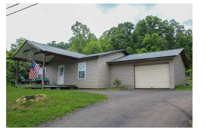 Cherokee County Single Family Home For Sale: 865 Holiness Church Road