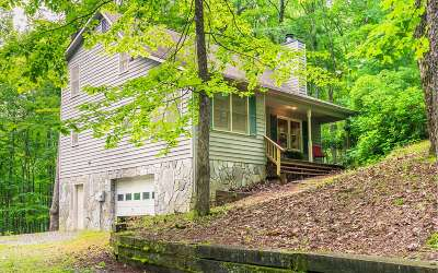 Ellijay Single Family Home For Sale: 557 Skyview Dr