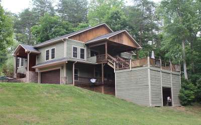 Hayesville Single Family Home For Sale: 53 Breezy Brook Lane