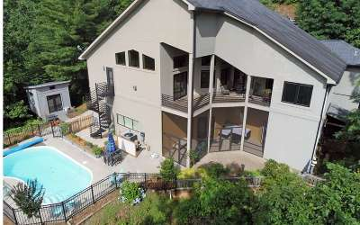 Blairsville Single Family Home For Sale: 55 Raintree Lane