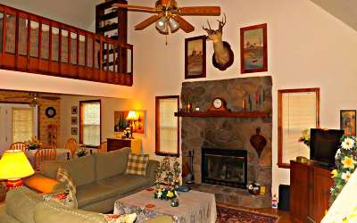 Blairsville Single Family Home For Sale: 185 Wildwind Lane