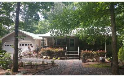 Union County Single Family Home For Sale: 20 Angel Way