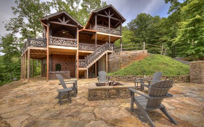 Blue Ridge Single Family Home For Sale: 80 Greenridge Overlook