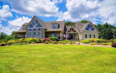 Blairsville Single Family Home For Sale: 367 Colonsay Trace
