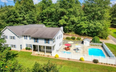 Blairsville Single Family Home For Sale: 35 Snowberry Lane