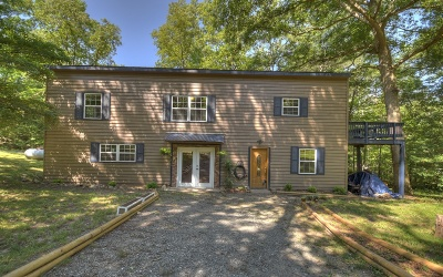 Blue Ridge Single Family Home For Sale: 1426 Chase Mountain