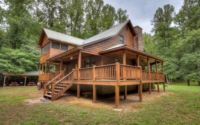 Ellijay Single Family Home For Sale: 340 Morning Glory