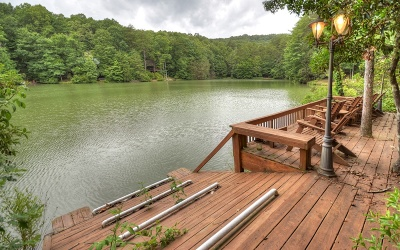 Blue Ridge Single Family Home For Sale: 335 Cherry Lake Drive