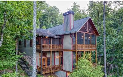 Blue Ridge Single Family Home For Sale: 34 Tall Timber Lane