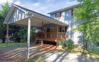 Blairsville Single Family Home For Sale: 175 Tracy St.