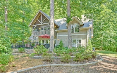Hiawassee Single Family Home For Sale: 220 Sims Road