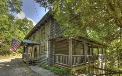 McCaysville Single Family Home For Sale: 252 Branch Creek Road