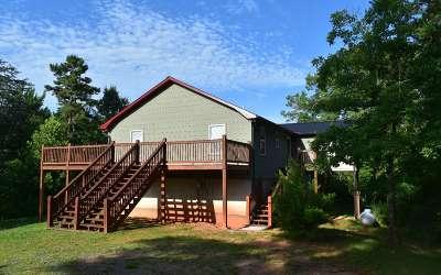 Blue Ridge Single Family Home For Sale: 15 Frances Ridge