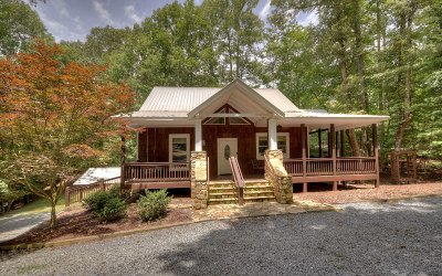 Ellijay Single Family Home For Sale: 2084 Newport Drive