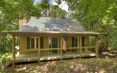 Ellijay Single Family Home For Sale: 276 Pine Ridge Rd