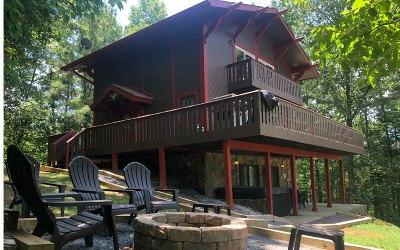 Ellijay Single Family Home For Sale: 797 Mango Lane