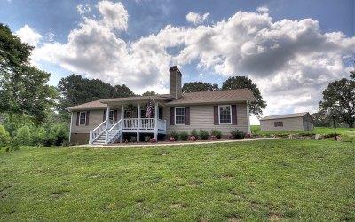 Ellijay Single Family Home For Sale: 2791 Knight Road