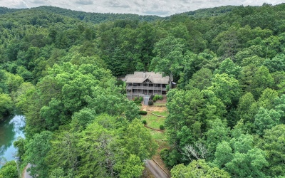 Blue Ridge Single Family Home For Sale: 2678 Dry Branch Road