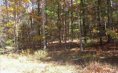 Blue Ridge Residential Lots & Land For Sale: Lot 3 Peter Knob