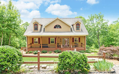 Hayesville Single Family Home For Sale: 310 Hidden Forest Lane