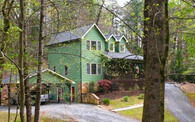 Ellijay Single Family Home For Sale: 31 Nahunta Court