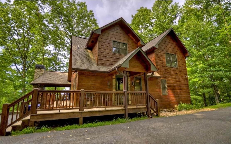733 Raccoon Road, Blue Ridge, GA | MLS# 289865 | Cozy Cove