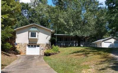 Blue Ridge Single Family Home For Sale: 11 Johns Ridge Road