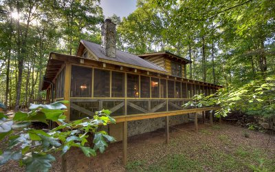Blue Ridge Single Family Home For Sale: 359 Longridge Road