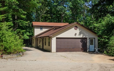 Blairsville Single Family Home For Sale: 1123 Dillard Road
