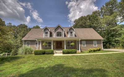 Ellijay Single Family Home For Sale: 1691 Johnson Mill Road
