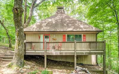 Ellijay Single Family Home For Sale: 27 Laurel Lne