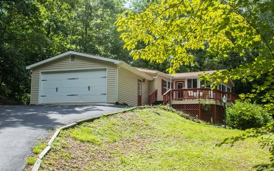 Blairsville Single Family Home For Sale: 141 Rocky Circle