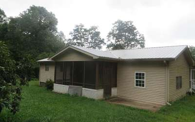 Hayesville Single Family Home For Sale: 272 Brown Drive