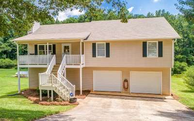 Jasper Single Family Home For Sale: 296 Emerald Creek Drive