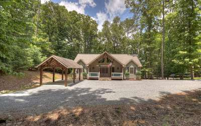 Ellijay Single Family Home For Sale: 15 Fir Lane