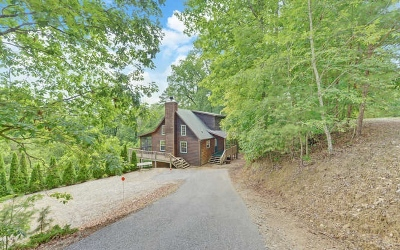 Blairsville Single Family Home For Sale: 204 Northwoods Circle