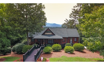 Ellijay Single Family Home For Sale: 366 Trails End Summit