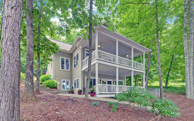 Hayesville Single Family Home For Sale: 82 Berrong Drive