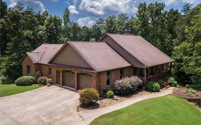 Pickens County Single Family Home For Sale: 1991 Big Ridge Rd
