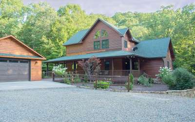 Morganton GA Single Family Home For Sale: $429,900