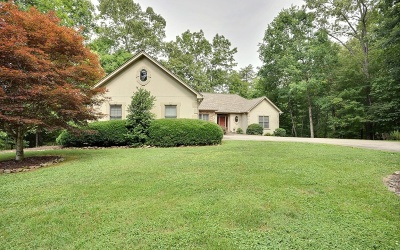 Young Harris Single Family Home For Sale: 4219 Asheland Overlook