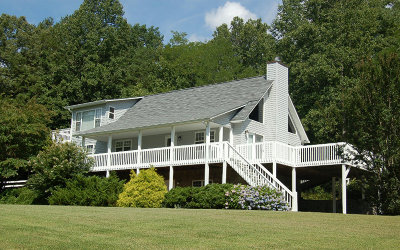 Hayesville Single Family Home For Sale: 5345 Tusquittee Rd.
