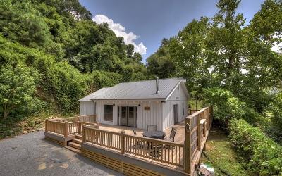 Ellijay Single Family Home For Sale: 649 River Street