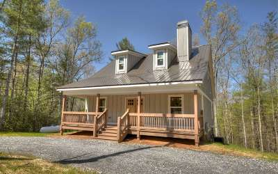 Blairsville Single Family Home For Sale: L36 Gold Nugget Lane