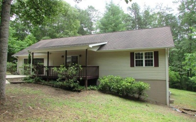 Blairsville Single Family Home For Sale: 72 Chestatee Drive
