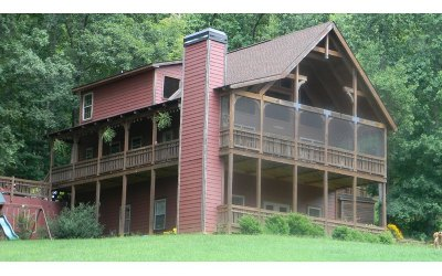 Hayesville Single Family Home For Sale: 795 Hunter Road