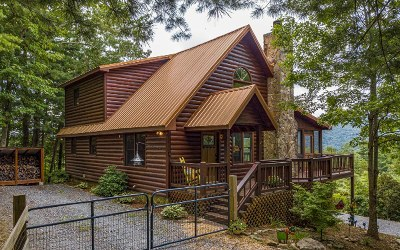 Blue Ridge Single Family Home For Sale: 45 Little Mountain Road