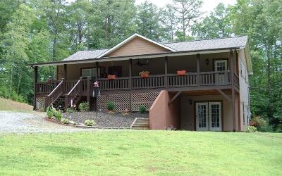 Blue Ridge Single Family Home For Sale: 275 Sierra Lane