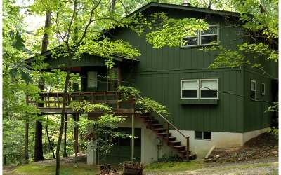 Blairsville Single Family Home For Sale: 55 Mountain Woods Trail