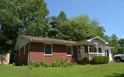 Hayesville Single Family Home For Sale: 255 Truett Camp Road